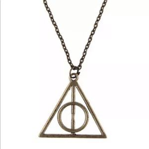 Jewelry - 👍🏽Harry Potter deathly hollows Necklace👍🏽